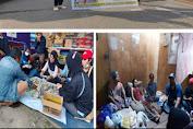 Antusias Tinggi di Berikan Warga Melawi Bantu Biaya Pengobatan Risnawati