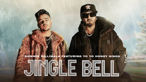 Jingle Bell Song Lyrics | Hommie Dilliwala Ft. Yo Yo Honey Singh Lyrics Planet