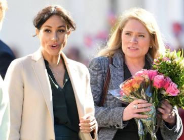 Meghan Markle to Lose Third Palace Aide in Months