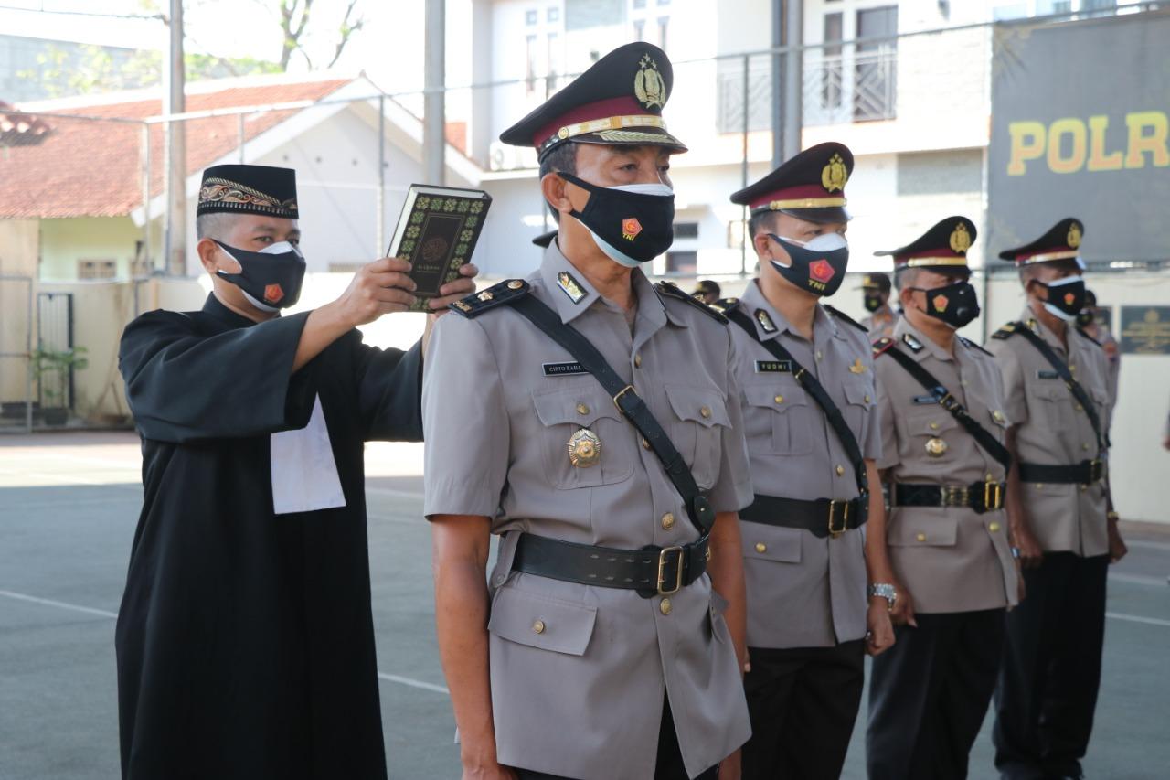 Balik ke Kebumen, Kompol Cipto Rahayu jadi Kabaglog