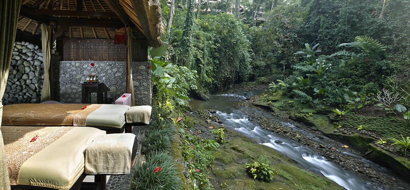 Hotel Tjampuhan Spa, Bali: Best Natural Spa Hotels in the World