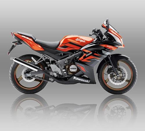 Kawasaki RR 150 Spec