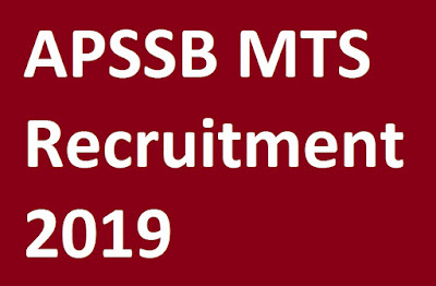 apssb-mts-recruitment-2019
