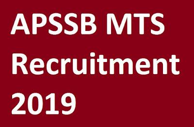 apssb-mts-recruitment-2019