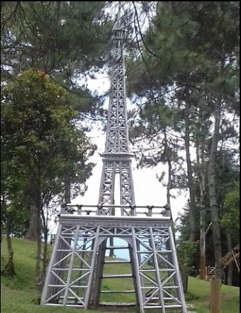 Nangklak Stay Land Wisata Primadona Bagi Pengunjung Garut