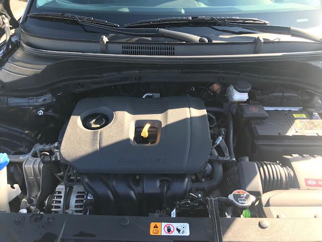 Engine in 2020 Kia Soul X-Line