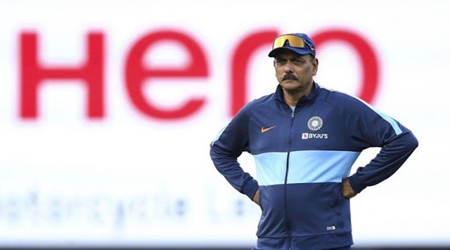Ravi Shastri guards book dispatch, says entire of UK is open