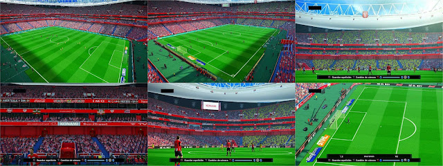 PES 2013 San Mames 2019 Stadium Edited by xcdf