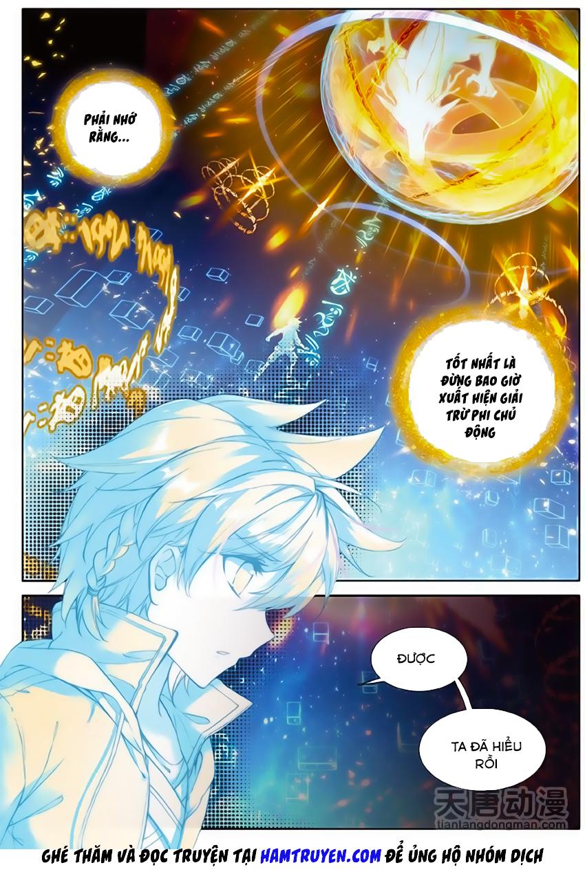 Long Vương Truyền Thuyết chap 96 - Trang 5