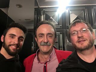 Joan Girbau Xalabarder, Santi Rodríguez y Xavi Morcillo | El último suspiro