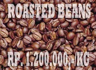 Kopi Luwak Roasted Beans