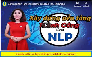 CHia sẽ miễn phí Xây dựng nền tảng thành công cùng NLP
