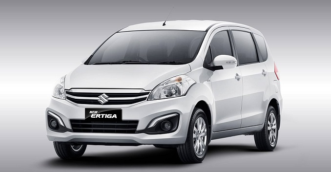 Maruti Suzuki Ertiga Facelift Launched In India