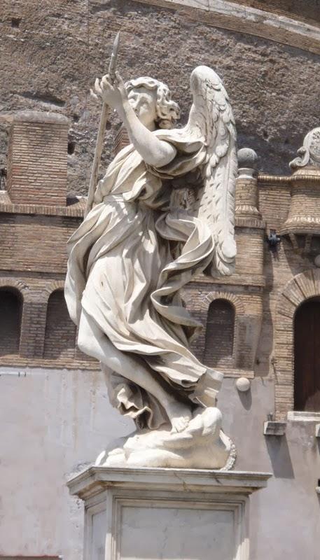 angelo4 - Qual a melhor época para visitar Roma?