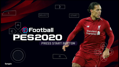 eFootball PES 2020 PPSPP Android Liverpool FC Edition