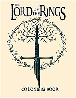 Click here to purchase The Lord of the Rings Coloring Book at Amazon!