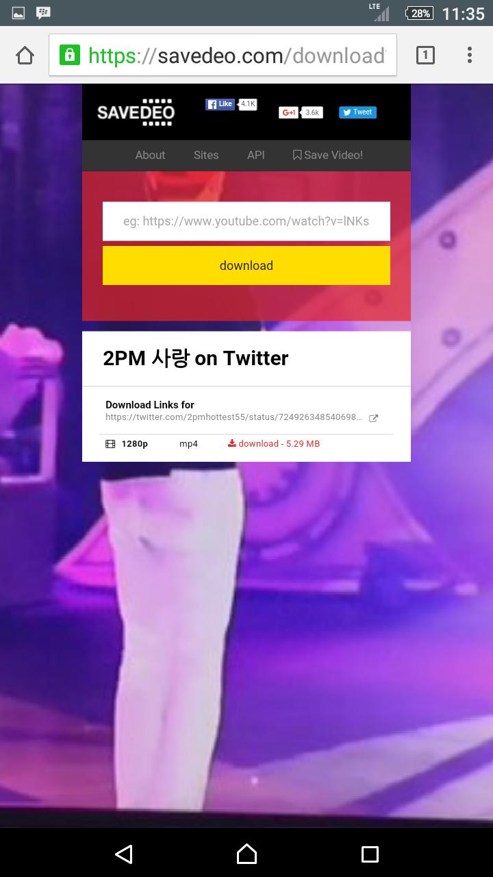 Cara Download Gif Dan Video Dari Twitter Empiechubby Com