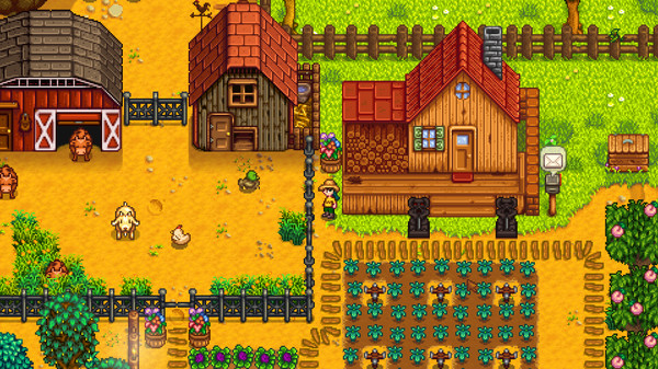 Se comparte tráiler de Stardew Valley en Xbox One