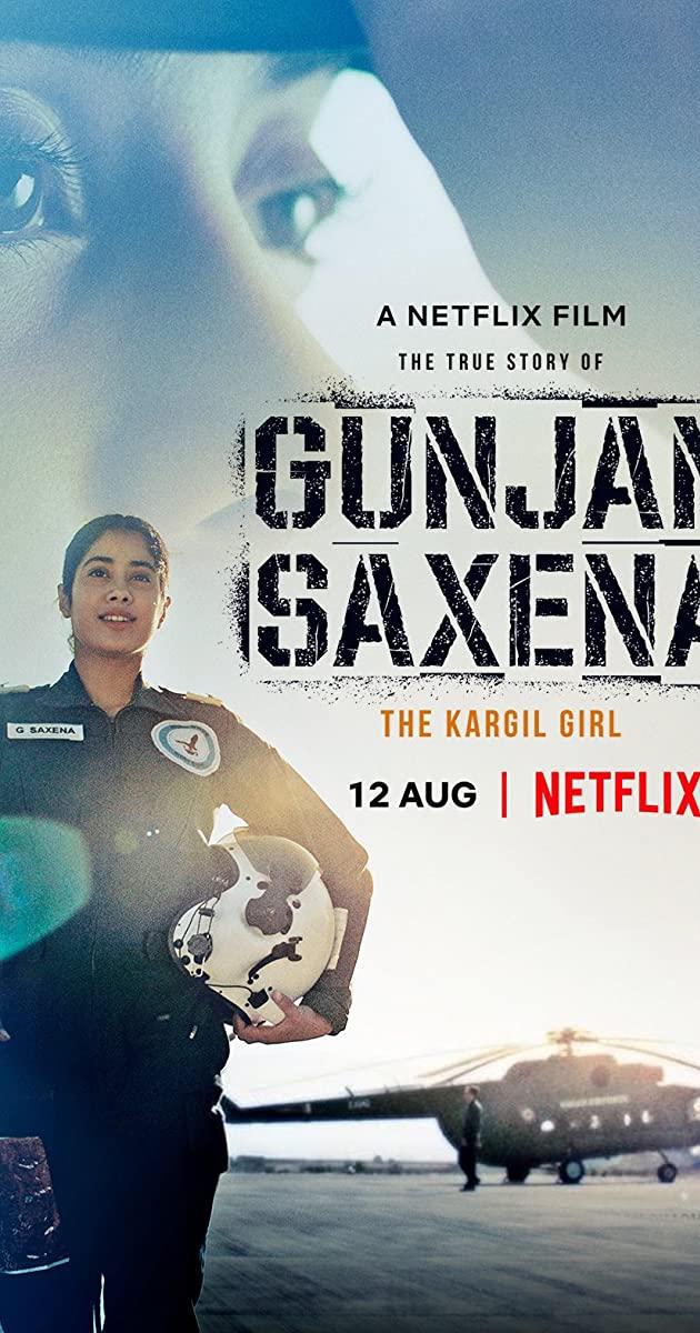 Gunjan Saxena The Kargil Girl Full Movie Download 720p HD   Movies64