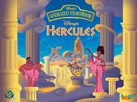 Disney's Animated Storybook - Hercules