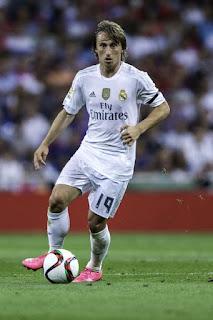 Luka Modric 2015