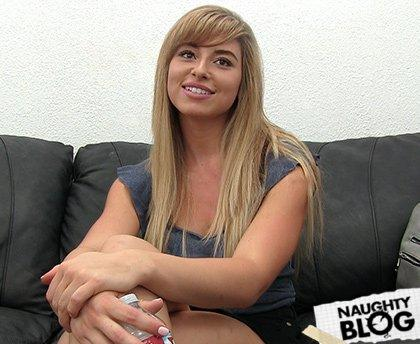 Backroom Casting Couch – Ms. Nicole