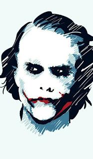 Gambar Wallpaper Joker Keren