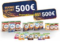 """Concorso Nestlè """"Vinci lo Sport con Fitness"""" : 65 buoni sport da 500 euro in palio"""