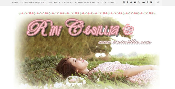 daftar blog situs kecantikan beauty blogger vlogger lokal indonesia terkenal artis selebgram youtuber cakep cantik sukses tips korea jepang produk makeup kosmetik artist mua kelebihan kelemahan menjadi