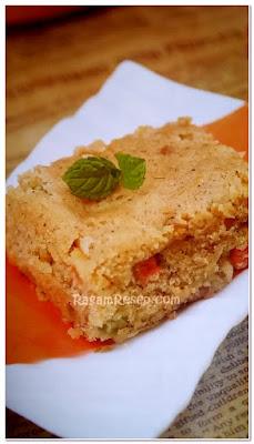 Resep Roti Cake Segala Musim