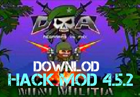 Mini Militia Hack Free Download
