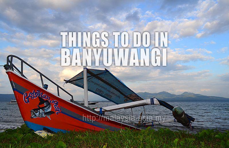 Places to Visit in Banyuwangi