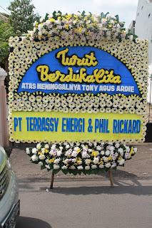 Bunga Duka Cita Jakarta Selatan