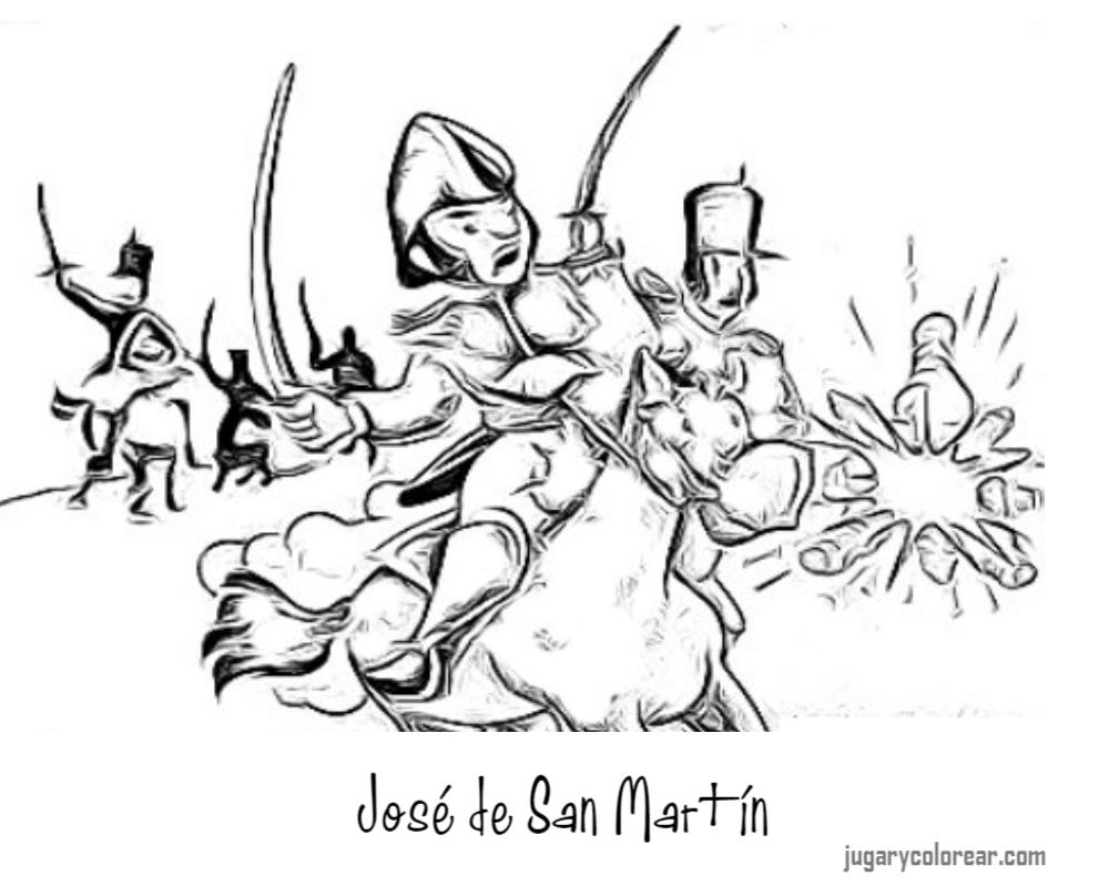 Dibujos De San Antonio Para Colorear