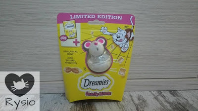 Dreamies SnackyMouse od Fera.pl