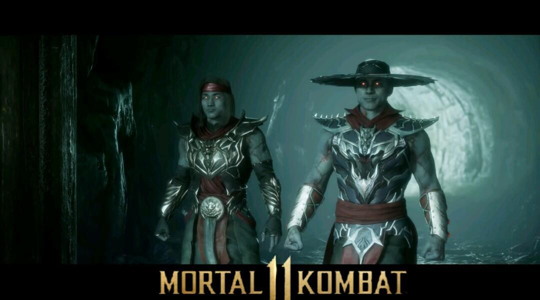 Life-Grim : Ed Boon Just Teased Mortal Kombat 11 Next DLC