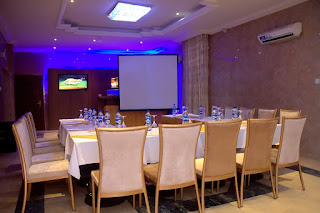 Banquet Hall and Business Meeting Rooms