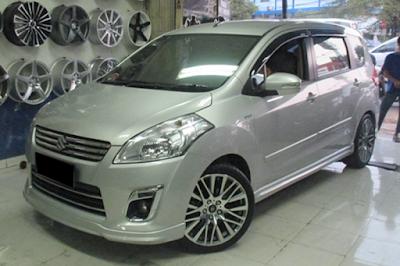Suzuki Ertiga Modifikasi
