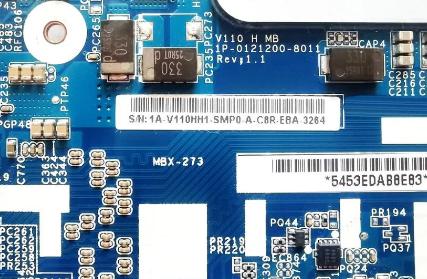 MBX-273 SONY SVE14AA11W Laptop Bios