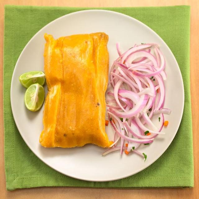 receta peruana del tamal peru