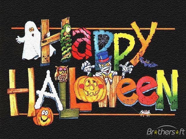 SMS halloween 2015- happy halloween 2016