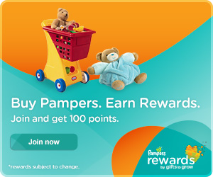 Join Pampers Rewards Today