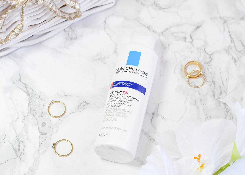 La Roche Posay Kerium DS Anti-Dandruff Treating Shampoo