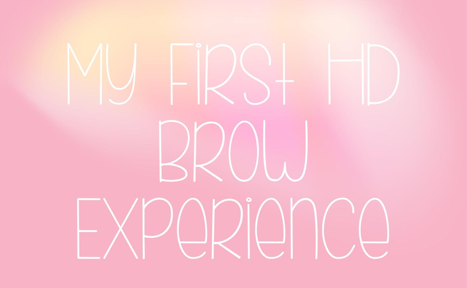 hd brow experience