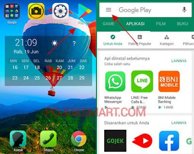 Cara Menambahkan Metode Pembayaran Lewat Pulsa di Google Play
