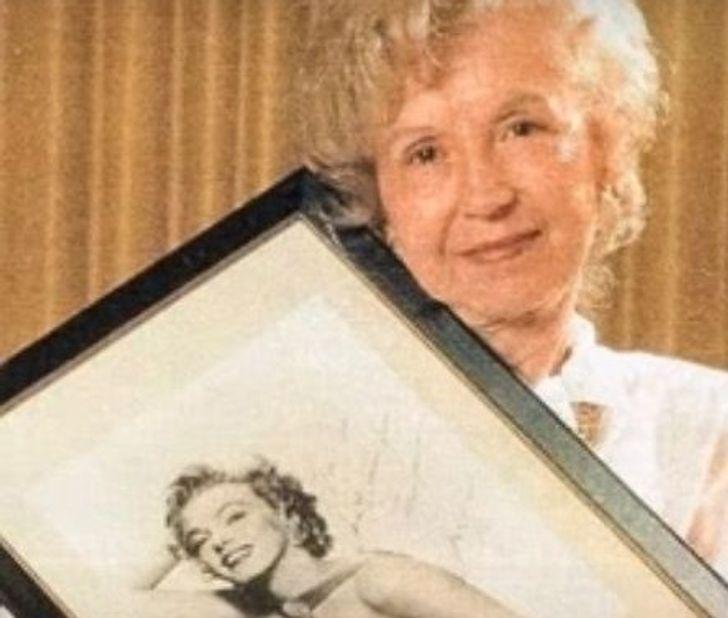 Бернис Бейкер - Родная Сестра Мэрилин Монро