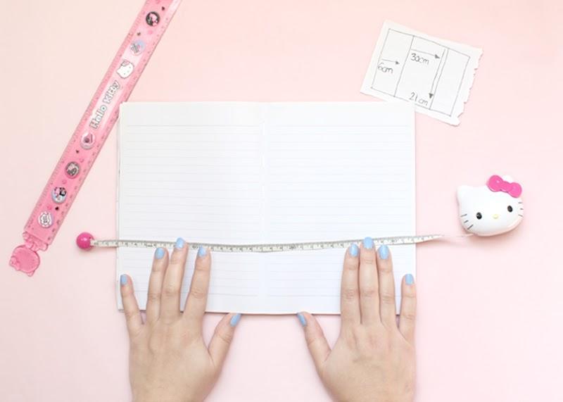 diy fabric journal covers tutorial