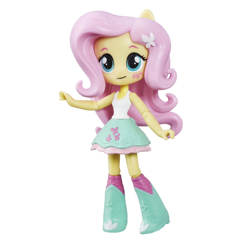 My little pony equestria girl dolls fluttershy - photo#48