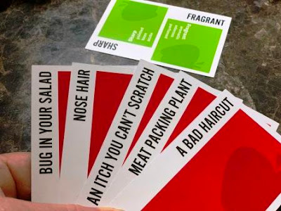 Apples to Apples deck of cards