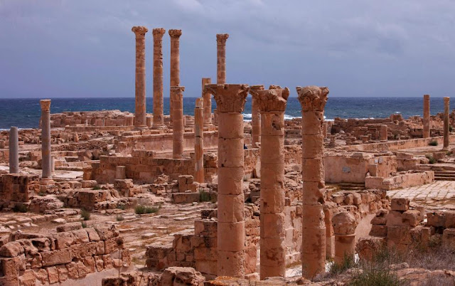 Libya's ancient sites not exposed to same risk as in Syria, Iraq say experts